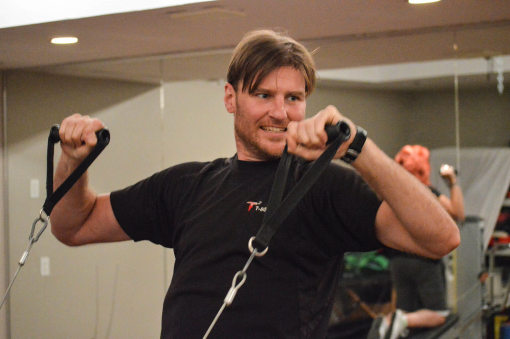 Hi! It's me, Troy from Tsquared Personal Training. I hope that you are safe. I want to share with you the important changes due to new sanitary needs.