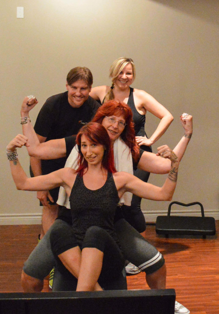 The Best Workout Vancouver Has to Offer. A group picture with Troy of TSquared.
