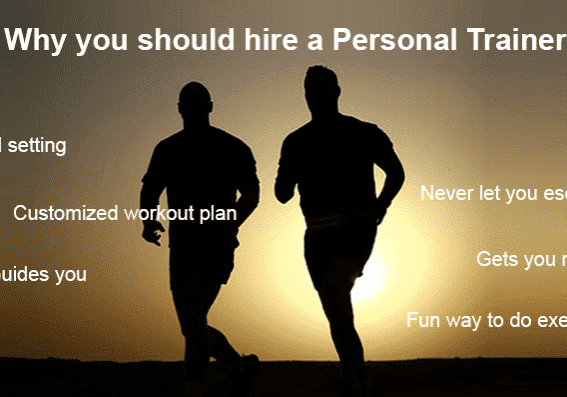 Top six reasons why hire a personal trainer to gain muscle