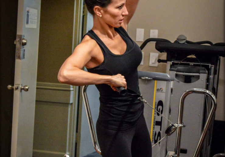 What Is Gravity Training Muscle Building Workouts Vancouver? Feature one of our clients.